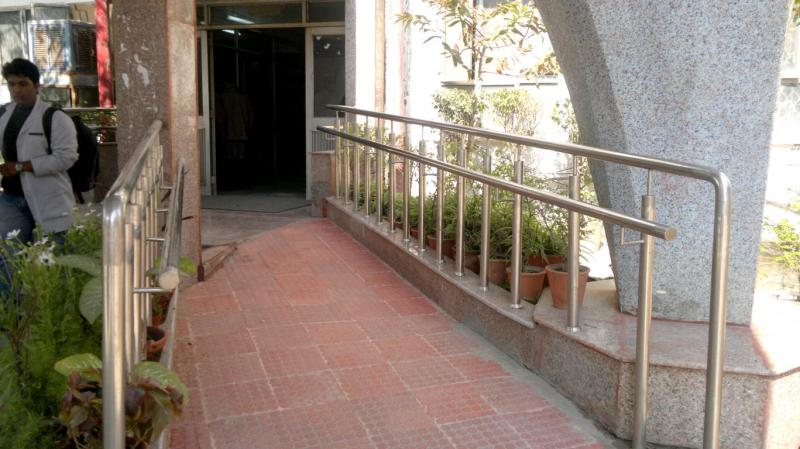 Accessible Entrance Way